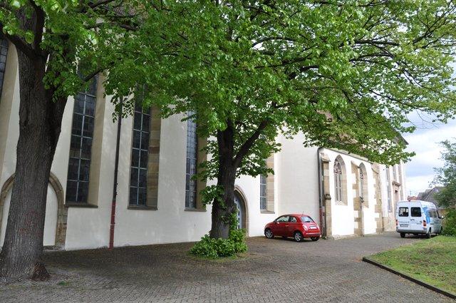 Stiftskirche Bretten