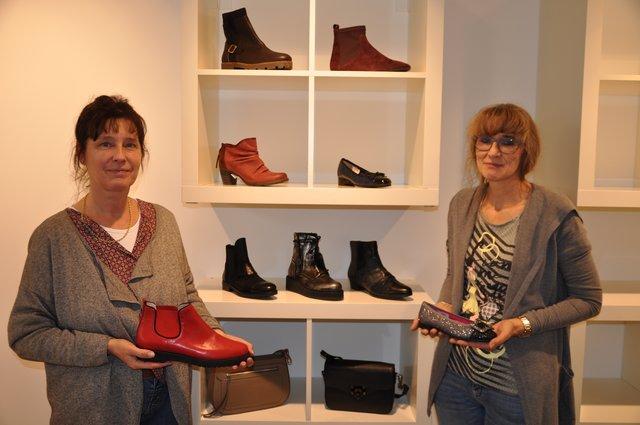 online store 591d9 b0d26 Neues Fachgeschäft für Damenschuhe in Bretten: