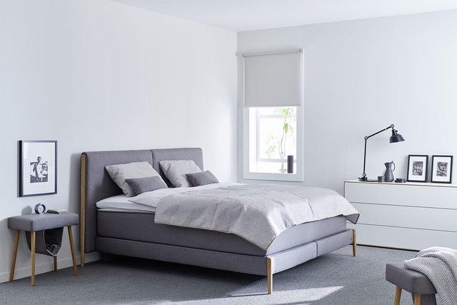 Schlafzimmer aus einem Guss, gute Nächte garantiert - Bretten