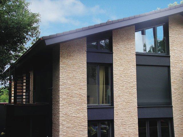 Gut gemocht Gestaltungsmöglichkeiten für Wände und Fassaden: Zeitlos und JY04