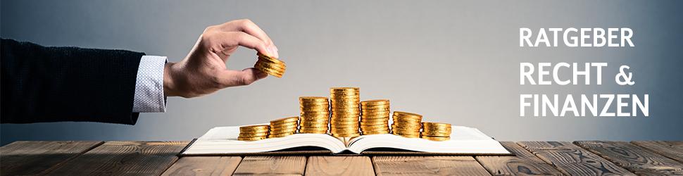 Ratgeber Recht und Finanzen