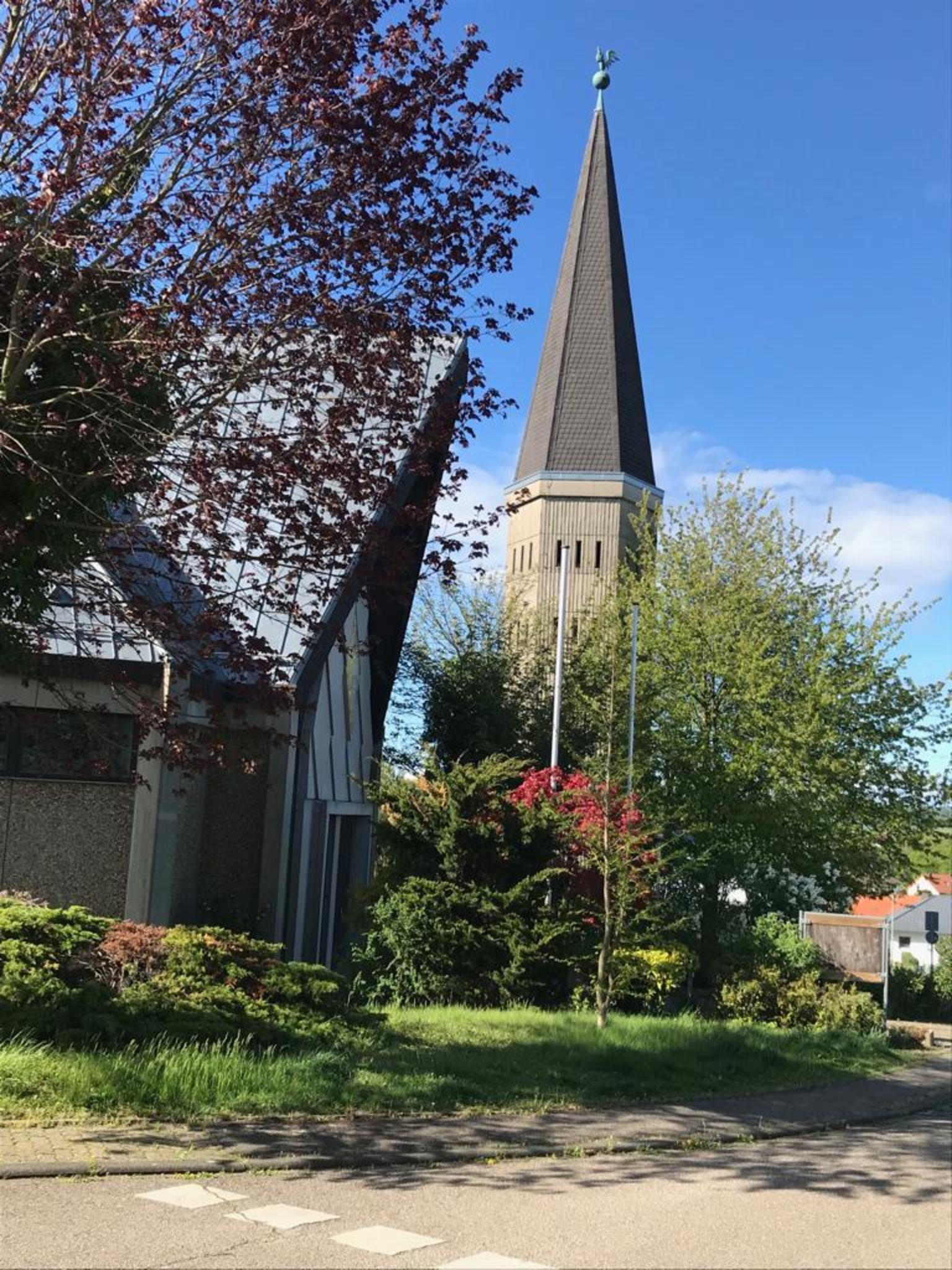 Katholische Kirche Bretten