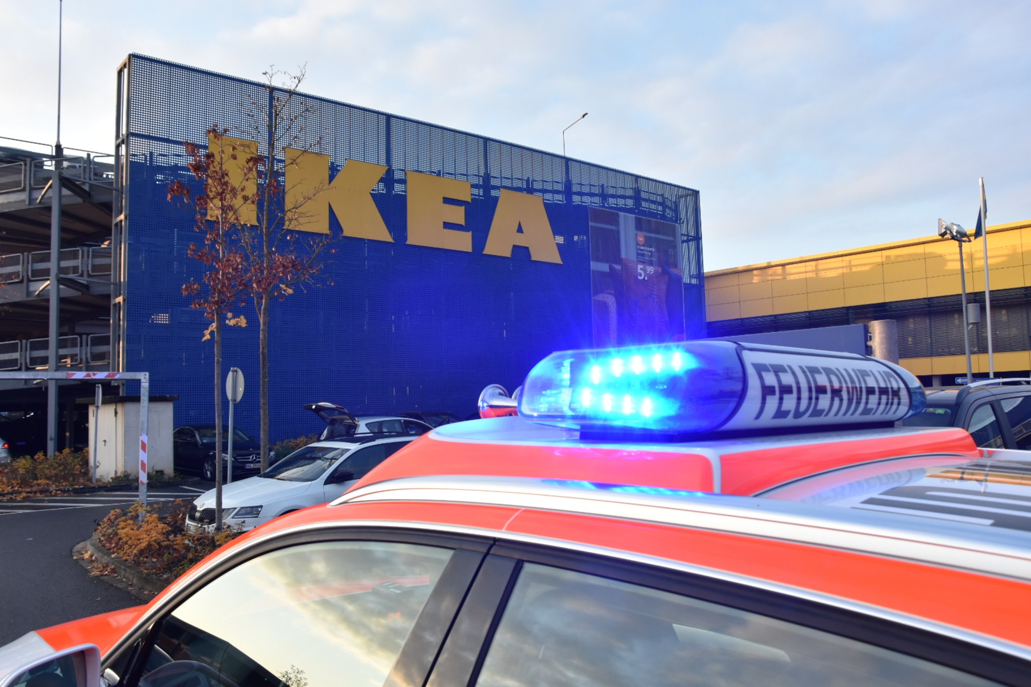 Ikea Walldorf Brand