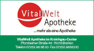 Vitalwelt Apotheke