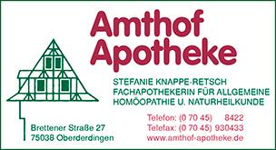Amthof Apotheke