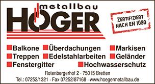 Höger Metallbau