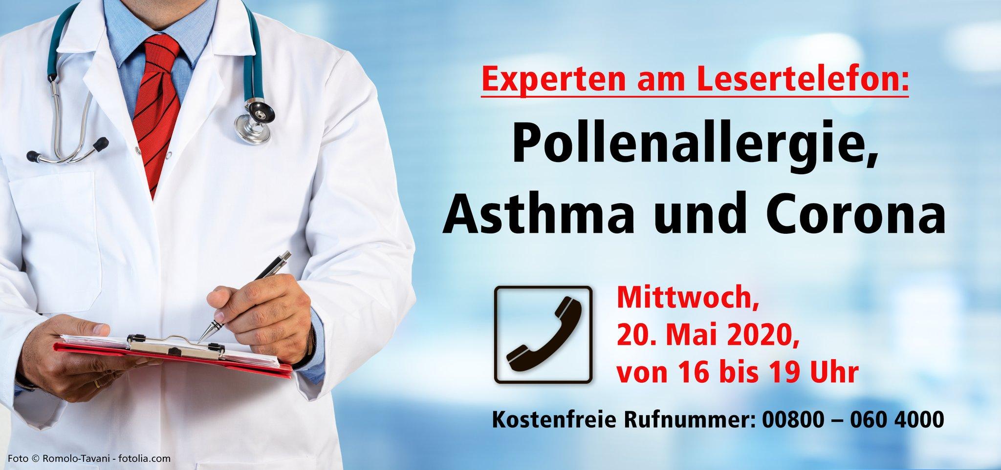 Asthma Und Corona
