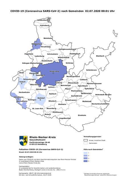 Coronavirus Enzkreis