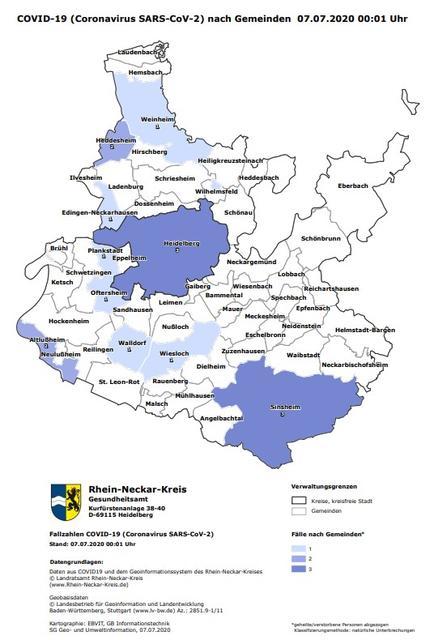 Coronavirus In Pforzheim