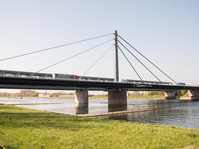 Rheinbrücke Karlsruhe News