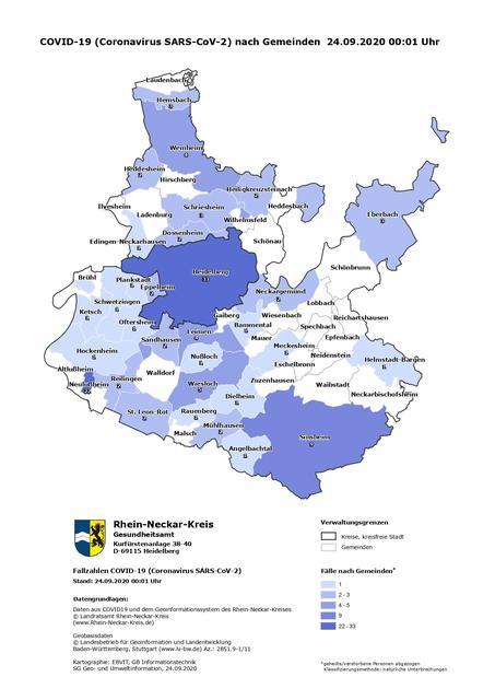 Coronavirus In Bruchsal