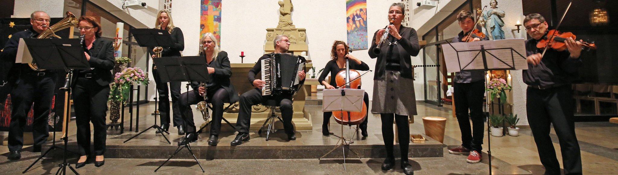 Jüdische Kirchenmusik des 21. Jahrhunderts im Dialog mit Klezmer